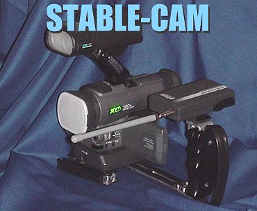 The Stable-Cam is the camcorder accessory everyone needs and anyone can use - stable-cam, glidecam, improve your home videos, steadicam, camcorder, steadycam, steady cam, accessory, accessories, camcorder accessories, video production, consumer camcorders, camcorders, electornic image stabilization.